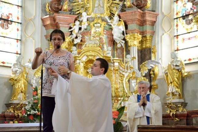 Pielgrzymka Niesłyszących na Górę Świętej Anny
