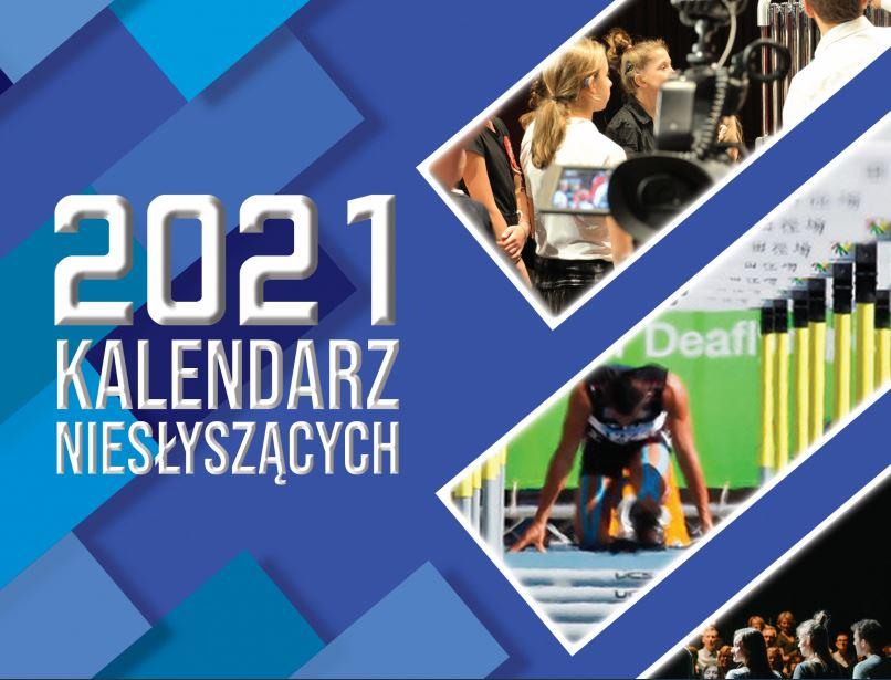 Kalendarz Niesłyszących 2021