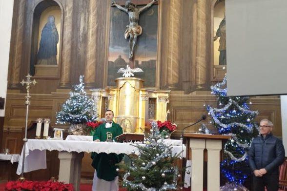 Msza w Sandomierzu