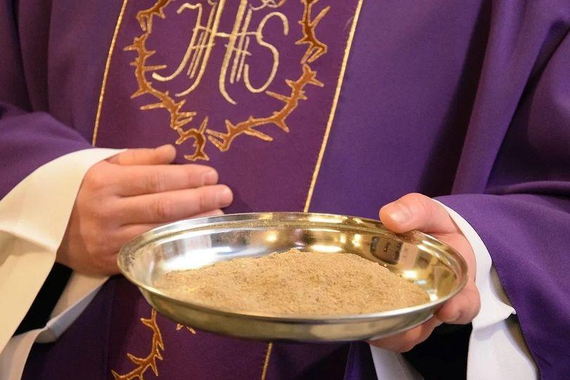 Msza w Środę Popielcową