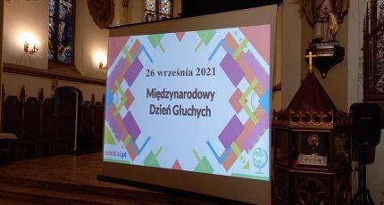 Międzynarodowy Dzień Głuchych w Ełku