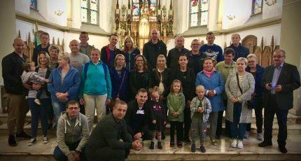 Msza Święta i spotkanie niesłyszących w Ełku